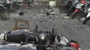 ระทึก! เกิดระเบิดโบสถ์อินโดนีเซียกว่า 3 แห่ง ประชาชนเสียชีวิต-บาดเจ็บอื้อ