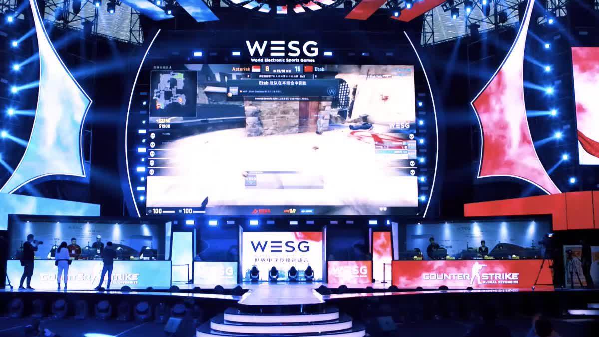 WESG APAC สรุปการแข่งขันเกม WESG 2017 วันที่ 2