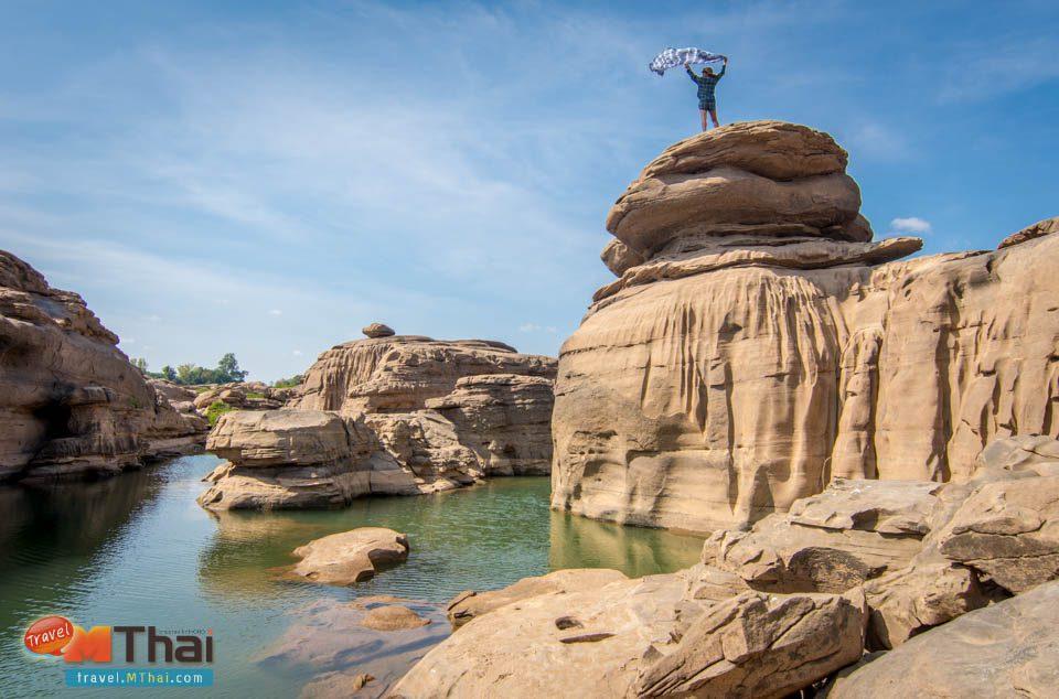 เที่ยววันหยุดยาว กับ 10 สถานที่ท่องเที่ยวใน อุบลราชธานี ที่พลาดไม่ได้!
