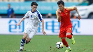เล่นแรงน่าเกลียด! แข้ง ทีมชาติจีน หักกระดูกคู่แข่งอาจถึงขั้นโดนขับออกสโมสร(คลิป)