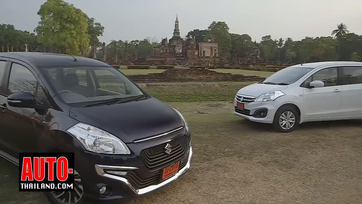 Testdrive New Suzuki Ertiga Dreza 2016