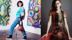 จากความชอบส่วนตัว ศิลปินสาวชาวอเมริกัน ออกแบบ กระเป๋าลูกบาส จนโด่งดัง