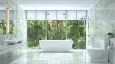 ไอเดีย แต่งห้องน้ำ ที่บ้านให้สวยแจ่มแบบมีสไตล์