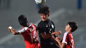 ช้างศึกU15ทุบสิงคโปร์ 2-0 การันตีชิงชนะเลิศ,ศึกชิงแชมป์อาเซียน