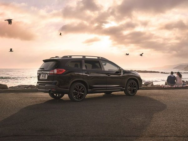 Subaru Ascent Onyx