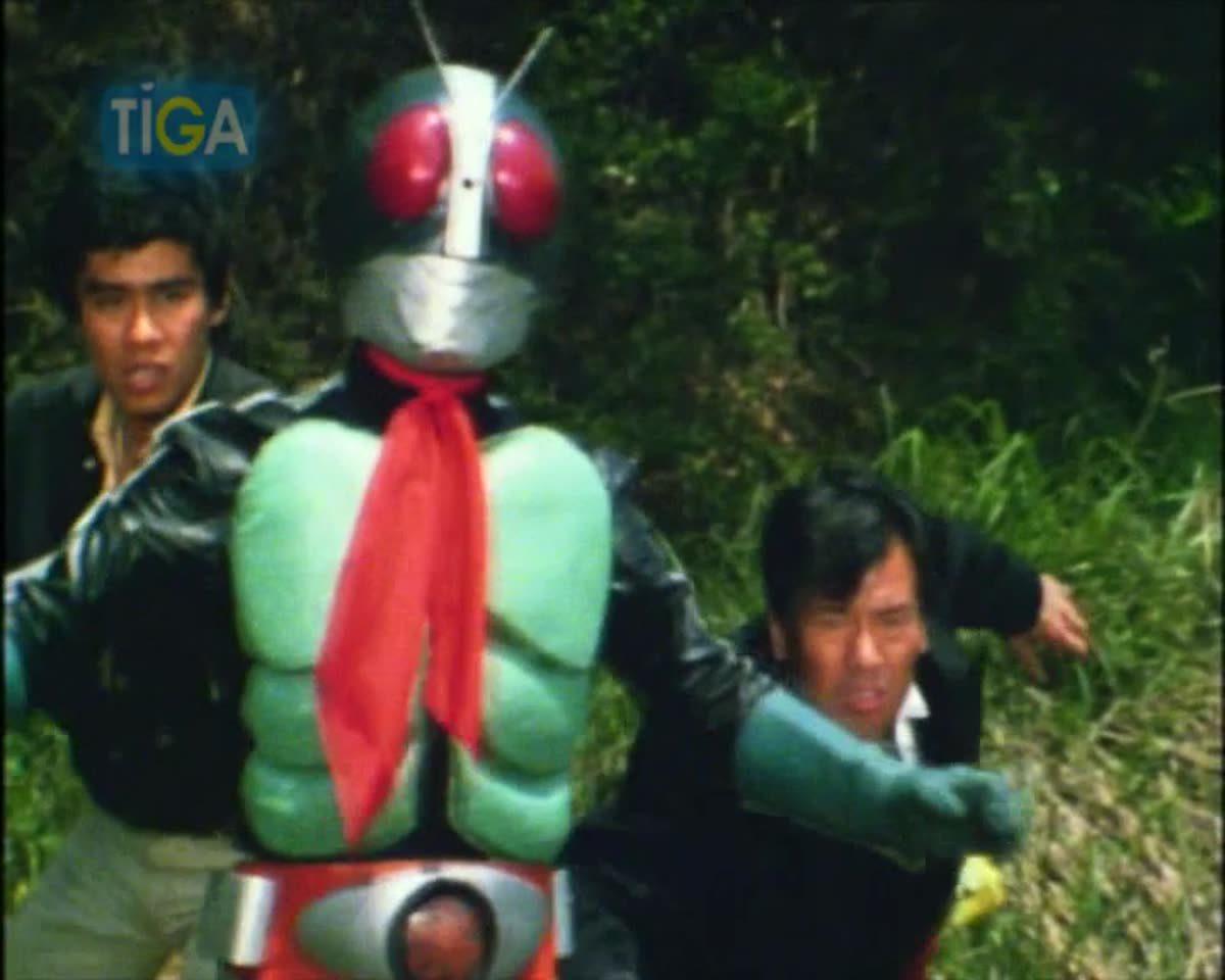 Masked Rider ตอนที่ 15-1
