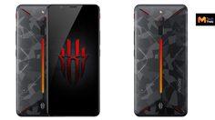 ZTE ปล่อยสมาร์ทโฟนเกมมิ่งรุ่นพิเศษ  nubia Red Magic Camouflage Edition