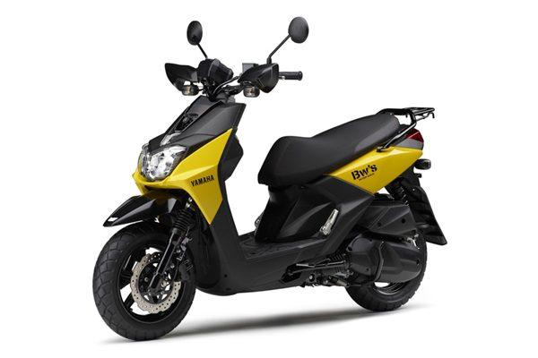 Yamaha BW'S125
