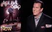 """""""บรูซ แคมป์เบลล์"""" ดาวดัง Evil Dead แนะนำหนังเขย่าขวัญรับเดือนฮาโลวีน"""