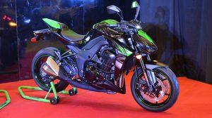 Kawasaki ปล่อย superbike ตัวแรง Z1000 และ Z1000R ตัวใหม่ที่อินเดีย