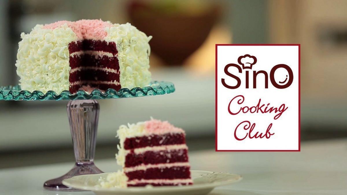 เค้กเรดเวลเลท | EP.6 Sino Cooking Club
