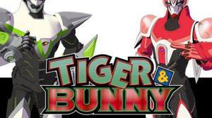 การ์ตูน Tiger & Bunny