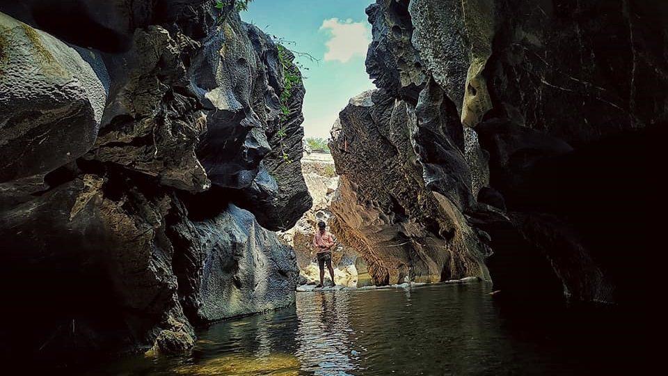 อันซีน คลองหินดำ แกรนด์แคนยอนแห่งเมืองชุมพร