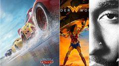 Cars 3 รถแรงแซงปาดหน้าซูเปอร์ฮีโร่สาว Wonder Woman ขึ้นอันดับหนึ่งบ็อกซ์ออฟฟิศสหรัฐฯ
