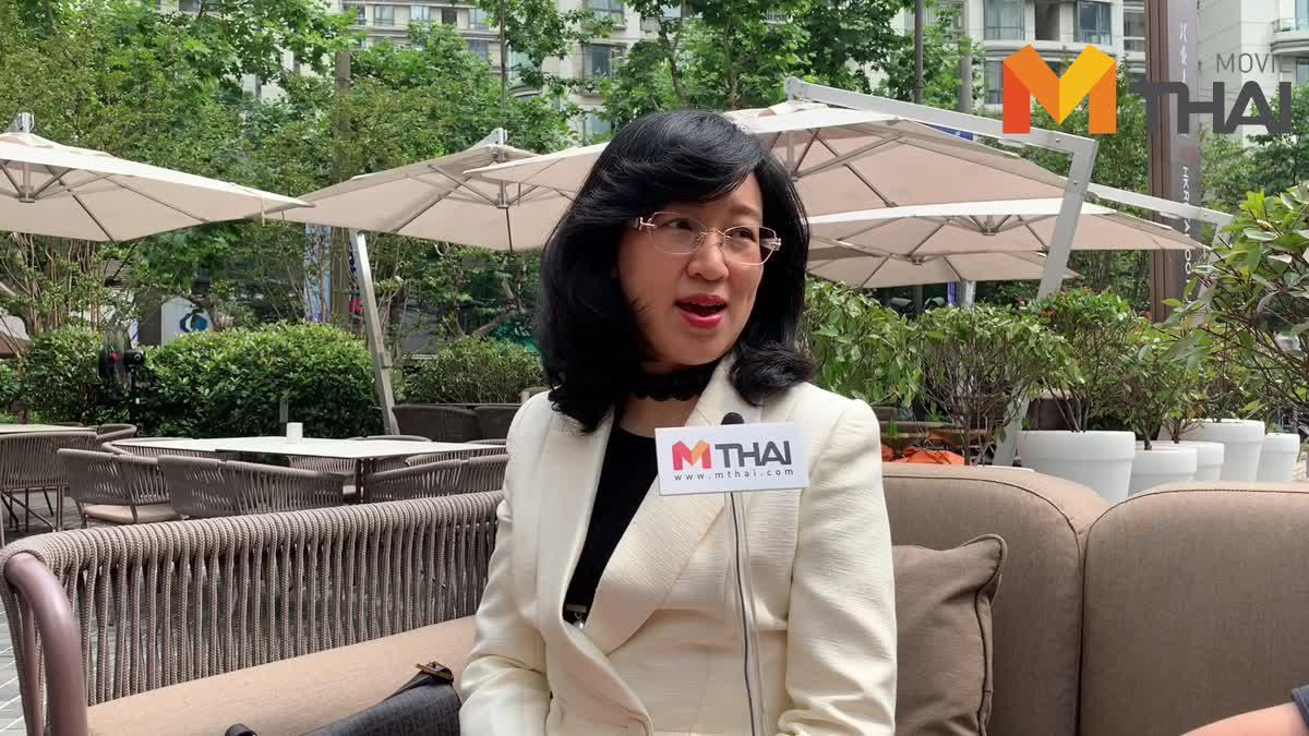 ศศิริทธิ์ ตันกุลรัตน์ กงสุลใหญ่ ณ นครเซี่ยงไฮ้ ให้สัมภาษณ์ถึงกระแสตอบรับที่ชาวจีนมีต่อหนังไทยในปัจจุบัน