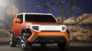 Toyota จดทะเบียนการค้าภายใต้ชื่อ TJ Cruiser สำหรับรถ SUV ในอเมริกา