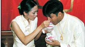 พิธีแต่งงานแบบจีน
