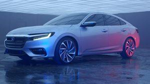 เปิดภาพ Honda Insight ตัว Prototype ต้นแบบรุ่นต่อไป