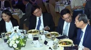 โต๊ะจีนระดมทุนพลังประชารัฐ ไม่เข้าข่ายยุบพรรค