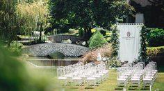 สถานที่จัดงานแต่งงาน ในบรรยากาศ โรแมนติก ที่ไม่ว่าคู่รักไหนๆต้องหลงรัก!