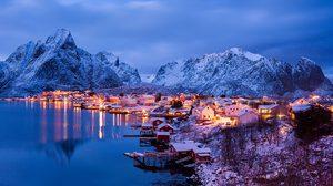 15 หมู่บ้านสวยทั่วโลก งดงามเหมือนต้องมนต์สะกด!