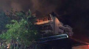 กปภ. ยืนยันเหตุเพลิงไหม้  ไม่ส่งผลต่อการตรวจสอบการทุจริตในองค์กร