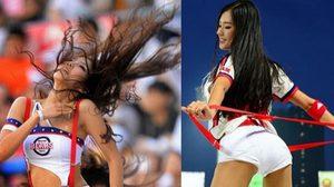 Park Ki Ryang เชียร์ลีดเดอร์สุดเซ็กซี่เป็นนักร้องแล้ว