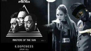 แซ่บข้ามทวีป! The Black Eyed Peas ร่วมงาน CL ในเพลงใหม่ DOPENESS