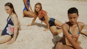ไอเดีย มิกซ์แอนด์แมทช์ Beachwear ให้ได้ลุคสุดเริ่ด ส่งท้ายฤดูร้อน