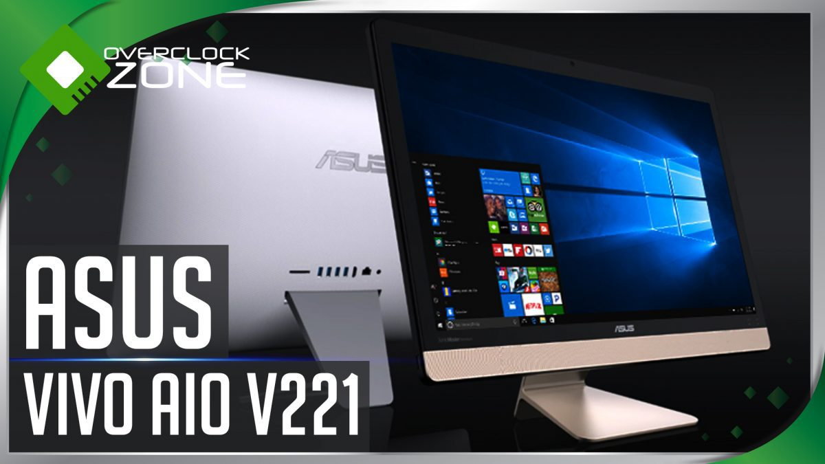 รีวิว ASUS Vivo AIO V221 : All-in-one PC