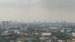 เช้านี้ฝุ่น PM 2.5 ทั่วกรุง เกินค่ามาตรฐาน 10 พื้นที่
