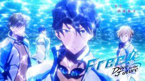 Free! Dive to the Future อนิเมะทีวีซีรีส์ภาคใหม่ของ Free !!
