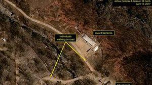 พินาศ ! พื้นที่ทดสอบนิวเคลียร์โสมแดง บึ้มสนั่น อุโมงค์ถล่ม สังเวย 200 ศพ