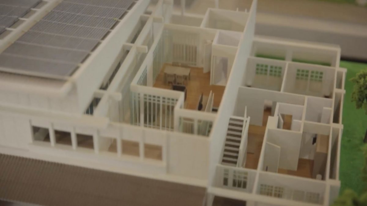 แนวความคิดบ้านต้นแบบดีดี (DEDE) รักษ์พลังงาน ตอนที่ 2