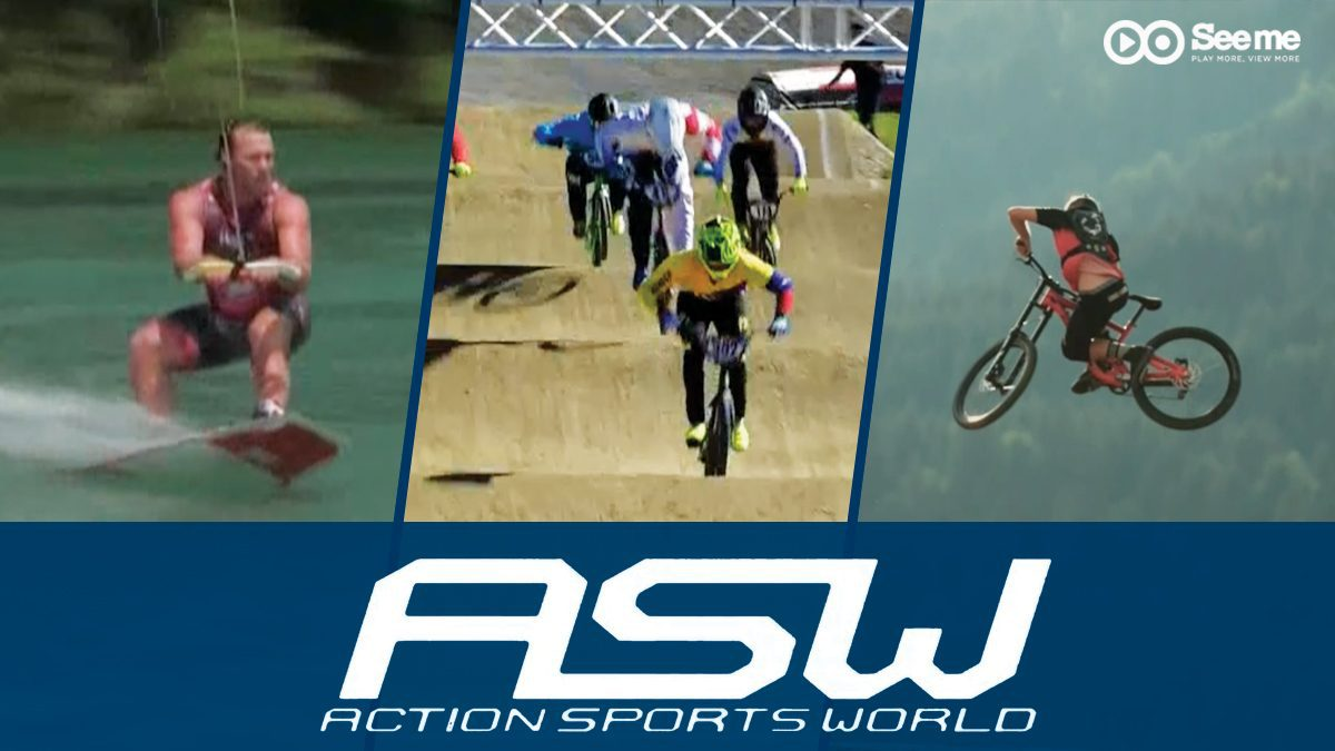 รายการ Action Sports World Season18 | EP.43 [FULL]