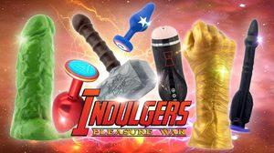 เซ็กซ์ทอย คอลเลคชั่นใหม่ ล้อเลียนภาพยนตร์เรื่อง Avengers : Infinity War