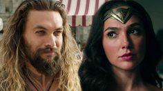 อีสเตอร์เอ้กชวนยิ้มของซูเปอร์ฮีโร่สาว Wonder Woman โผล่ในหนัง Aquaman