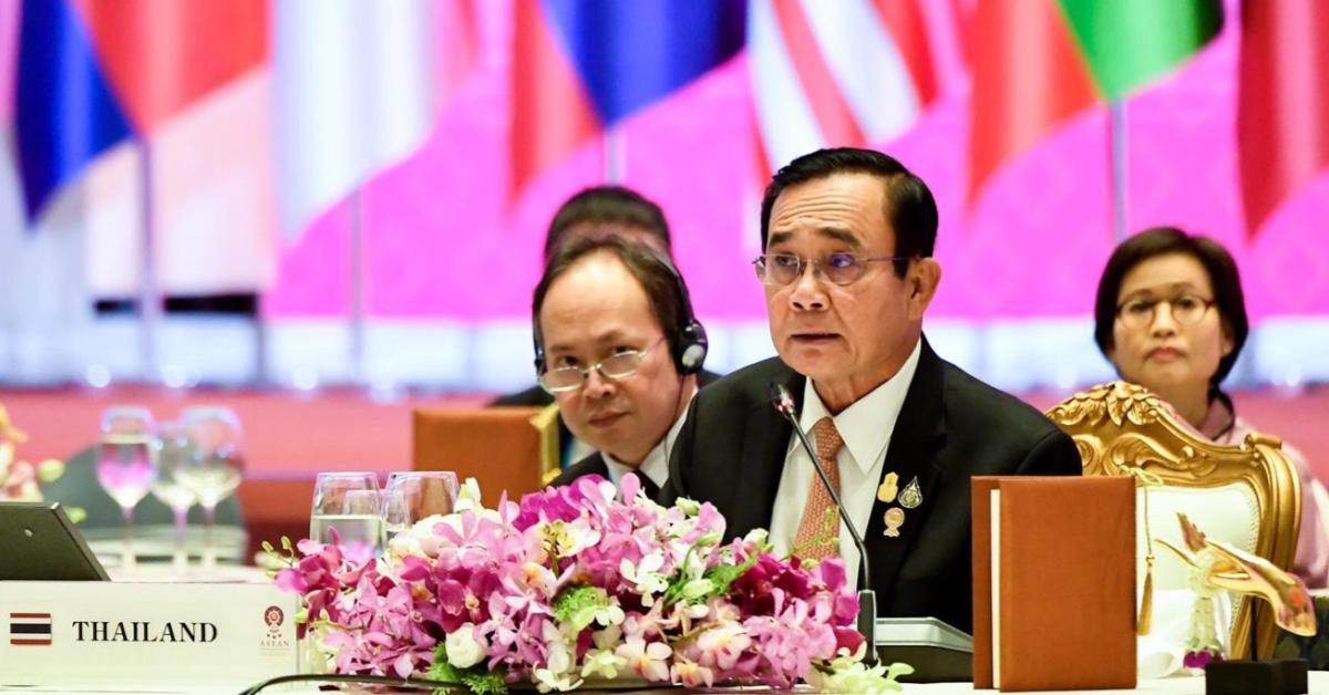 สรุป 4 สาระสำคัญ การประชุมสุดยอดอาเซียน ครั้งที่35