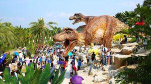 ตะลุย 6 ดินแดนไดโนเสาร์ อาณาจักรโลกล้านปี ย้อนสู่ยุคจูราสสิค
