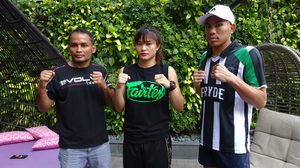 เช็คความพร้อม 3 นักสู้ชาวไทย ก่อนขึ้นเวทีศึก ONE: Call To Greatness ที่สิงคโปร์