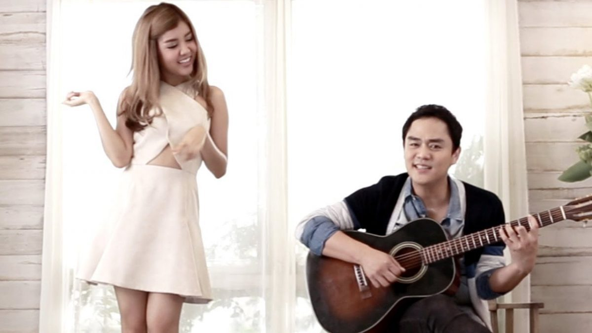 เพิ่งรู้ว่ารัก..รัก..รัก : โตน Sofa feat. แพร G-Twenty [Official MV] - Mono Music Cafe