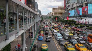 ประกาศกรมอุตุฯ เตือน! มีฝนตกหนักบริเวณประเทศไทย กระทบตั้งแต่วันที่ 8 – 10 กันยายน