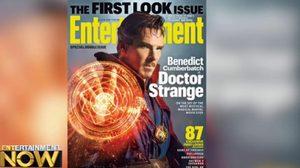 """เปิดตัว """"หมอแปลก""""! Benedict Cumberbatch พร้อมร่ายเวทย์ใน Dr. Strange"""