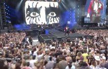ออสเตรเลียจัดคอนเสิร์ตมาราธอนระดมทุนช่วยไฟป่า