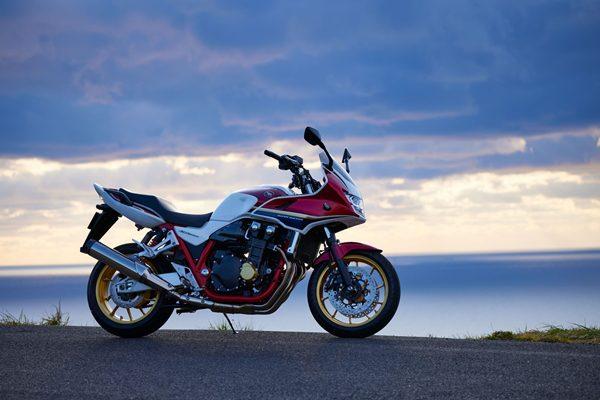 New Honda CB1300 Super Four BOLD'OR