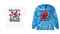The Rolling Stones x Cactus Plant Flea Market เปิดตัวเสื้อทัวร์ฉลองปิดท้าย No Filter Tour