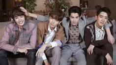 5 นักแสดงนำ F4 รักใสใส หัวใจสี่ดวง