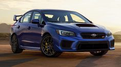 Subaru จะยุติการจำหน่าย WRX STI ในยุโรปตั้งแต่ปี 2018 เป็นต้นไป