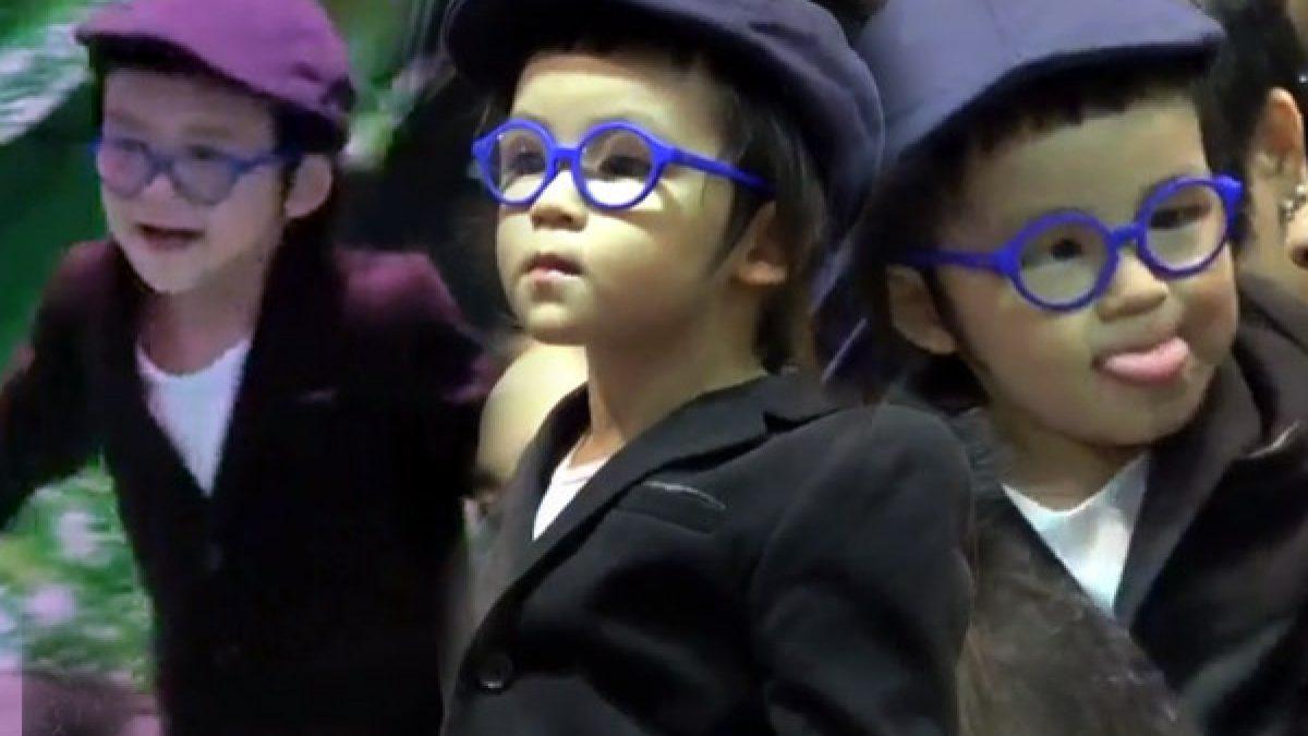 ส่องความน่ารัก! น้องออกู๊ด  ลูกชายจอมทะเล้นของ พ่อเปิ้ล-แม่จูน