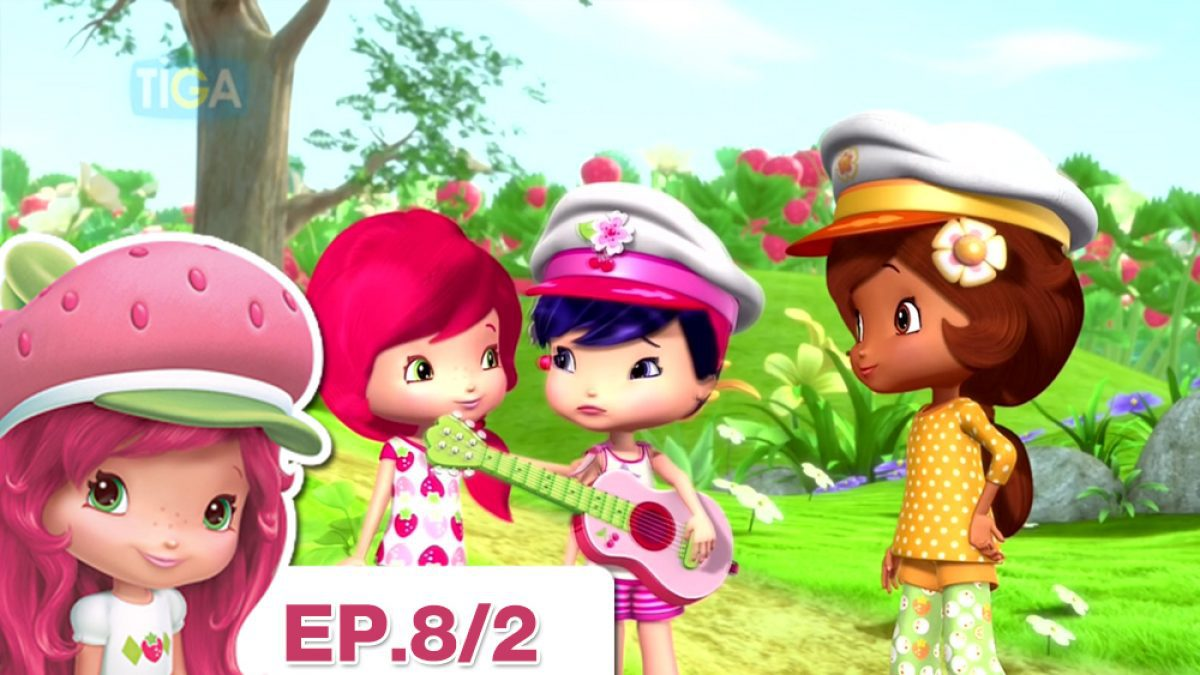 Strawberry Shortcake EP.8/2